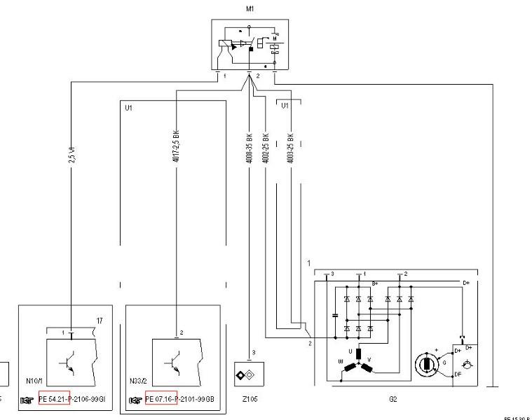 W463 400CDI - Anlasser dreht nicht - Viermalvier.de, das ...